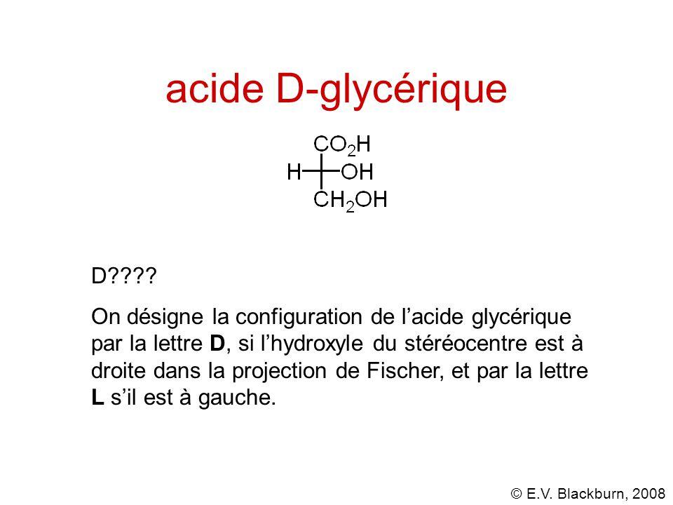 acide D-glycérique D