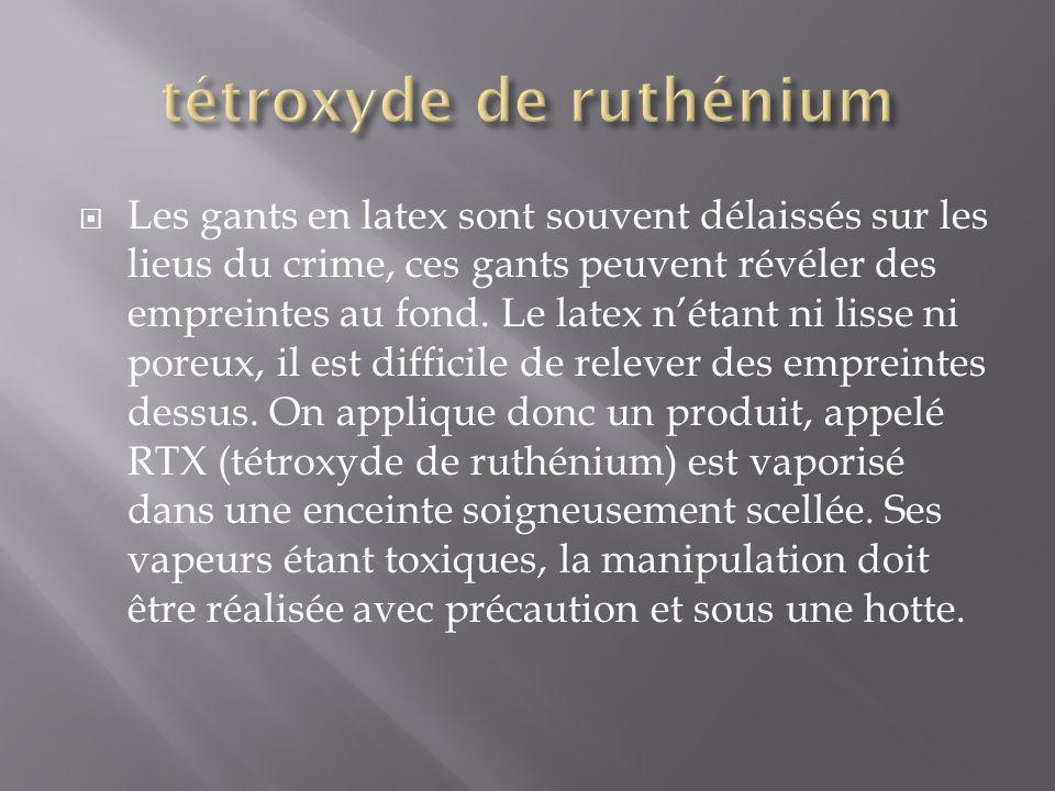 tétroxyde de ruthénium