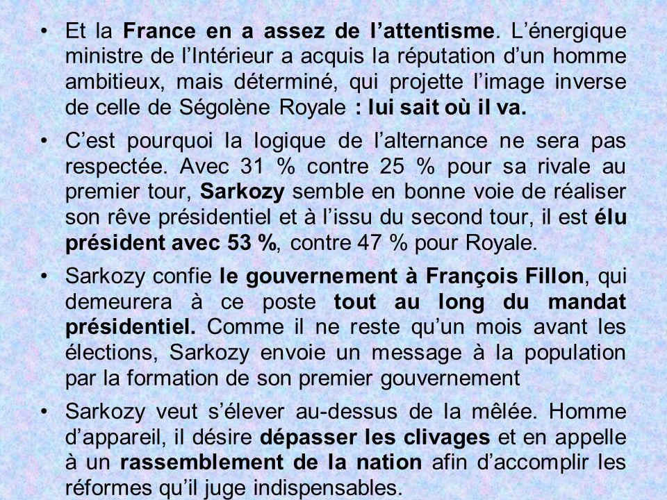 Et la France en a assez de l'attentisme