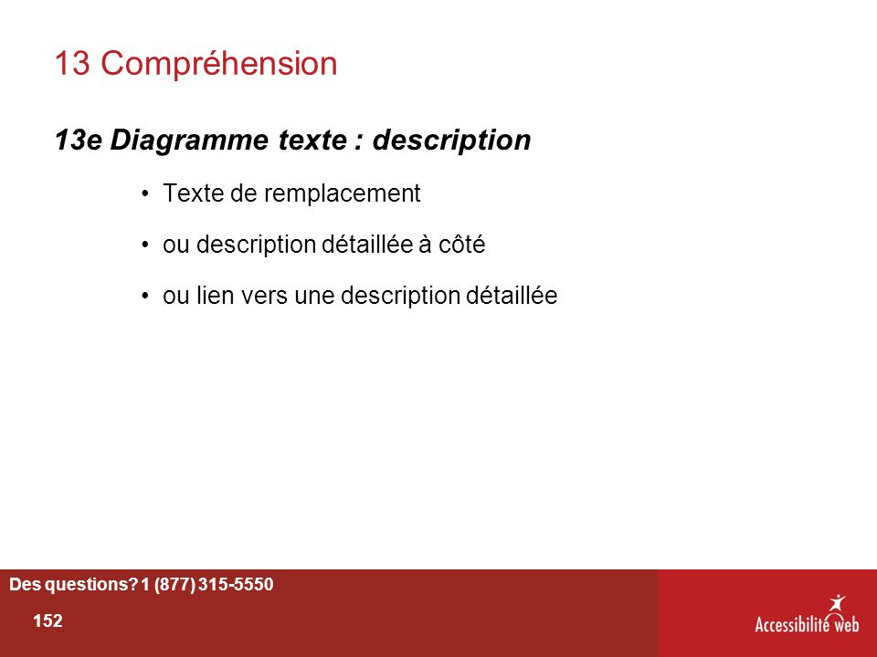 13 Compréhension 13e Diagramme texte : description