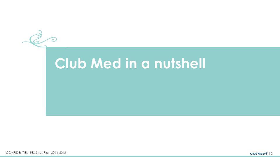Club Med in a nutshell