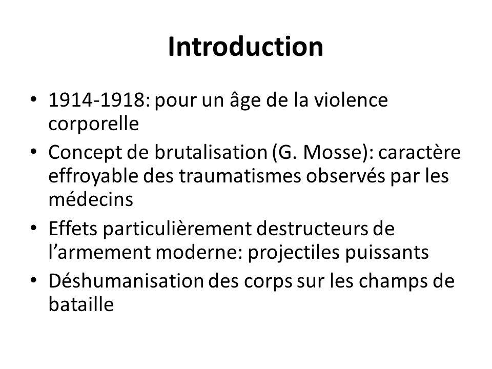 Introduction 1914-1918: pour un âge de la violence corporelle