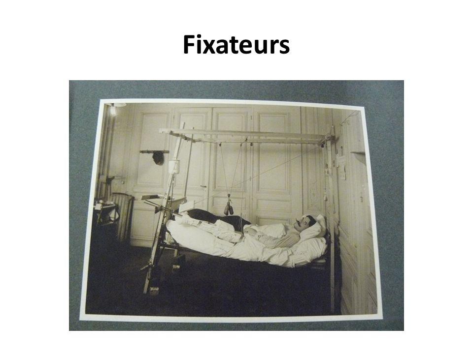 Fixateurs