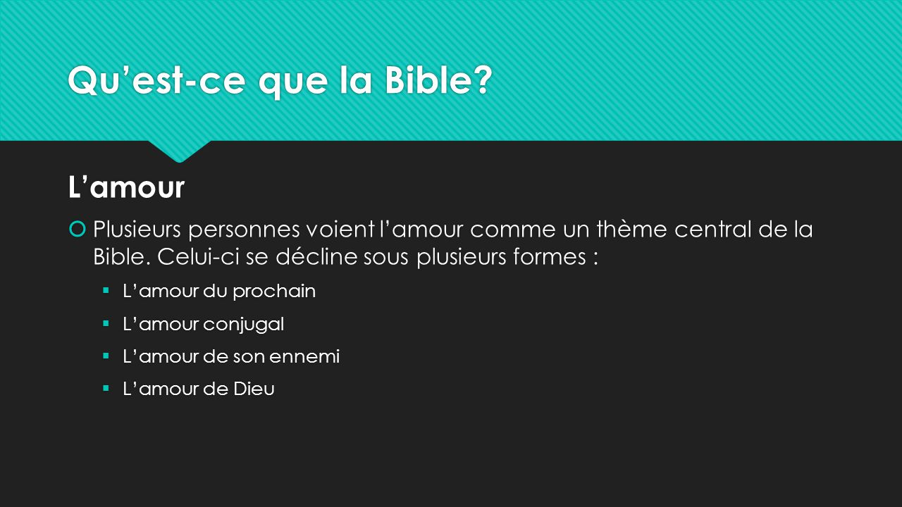 la bible parole de dieu ppt video online t l charger. Black Bedroom Furniture Sets. Home Design Ideas