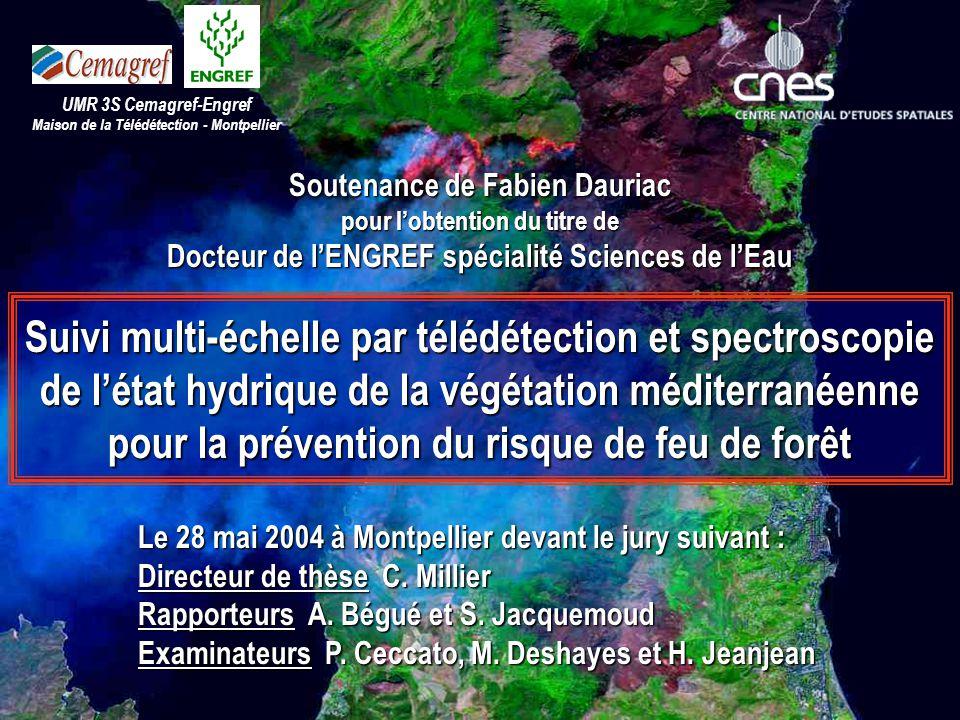 Maison de la Télédétection - Montpellier