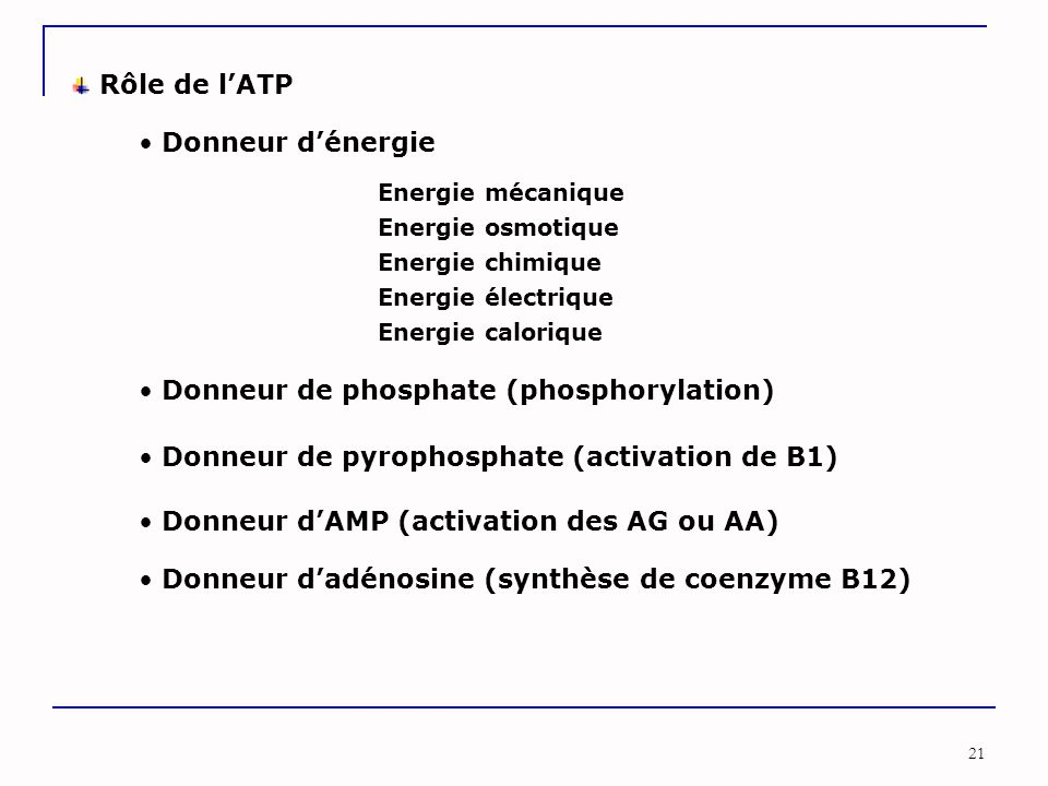 Donneur de phosphate (phosphorylation)