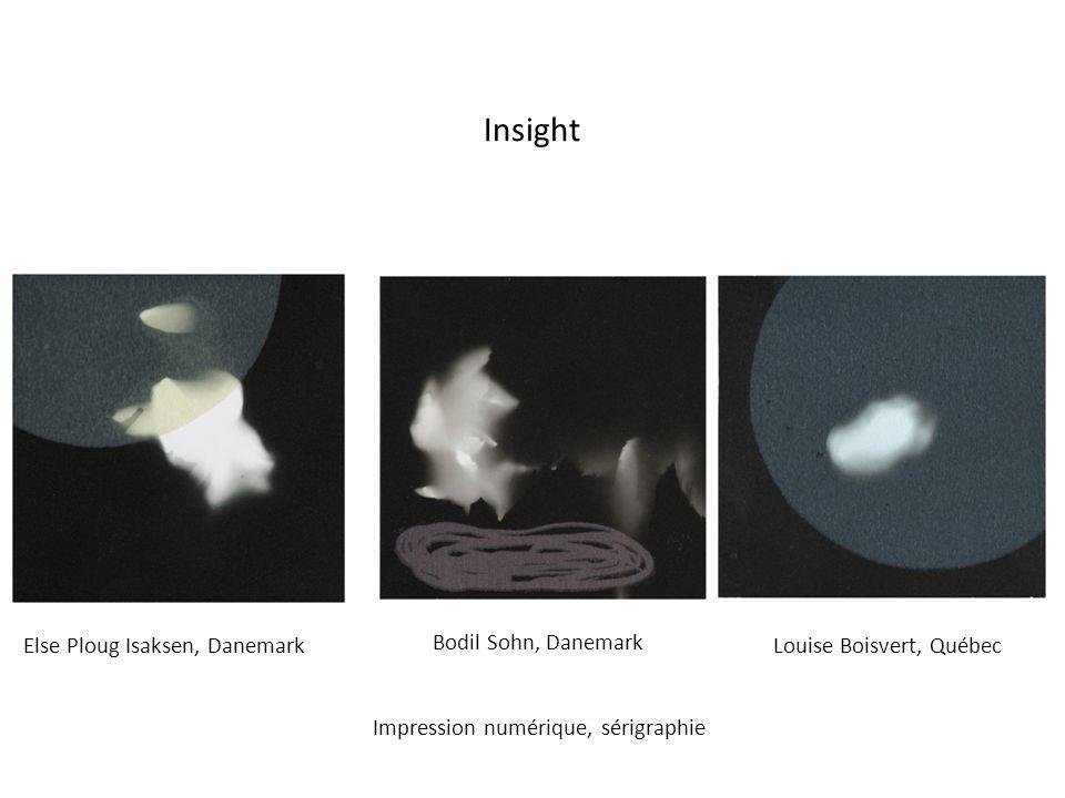 Insight Else Ploug Isaksen, Danemark Bodil Sohn, Danemark