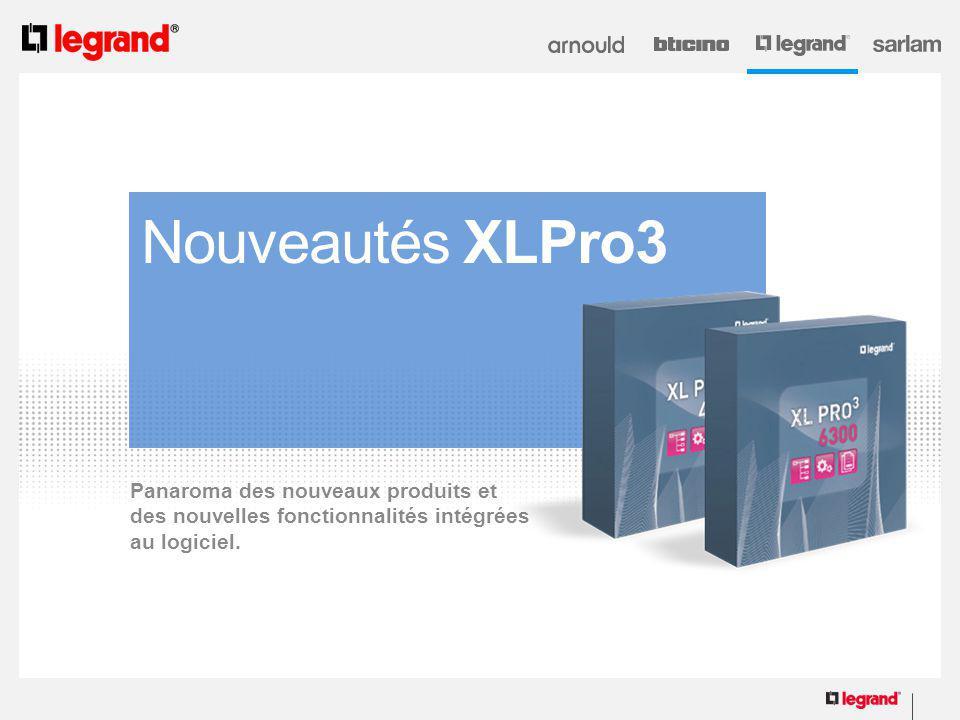 12-02-2012 Nouveautés XLPro3.