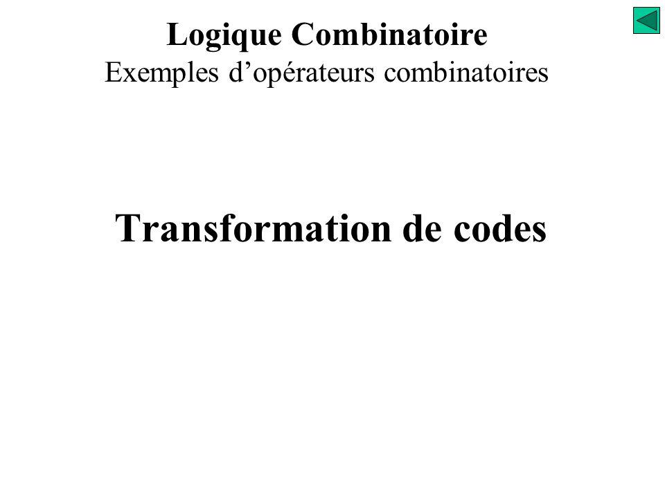 Transformation de codes