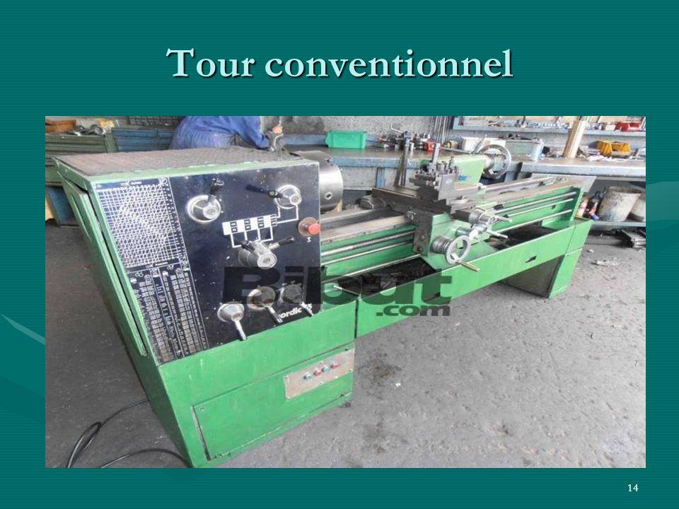 Tour conventionnel