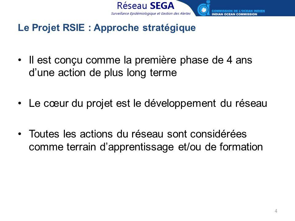 Le Projet RSIE : Approche stratégique