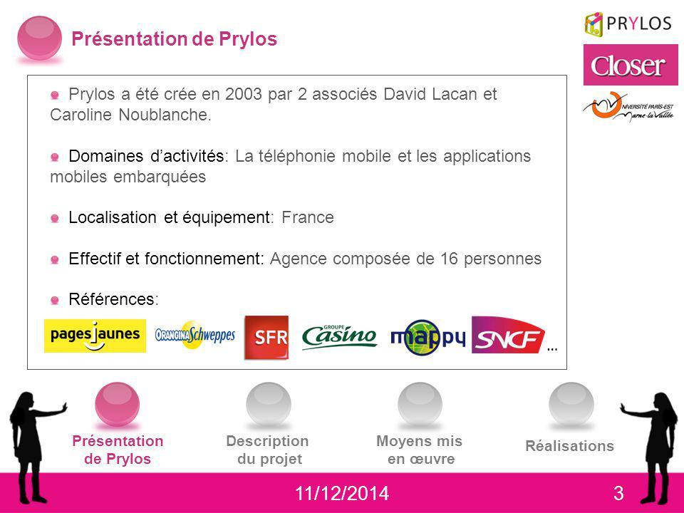 Présentation de Prylos