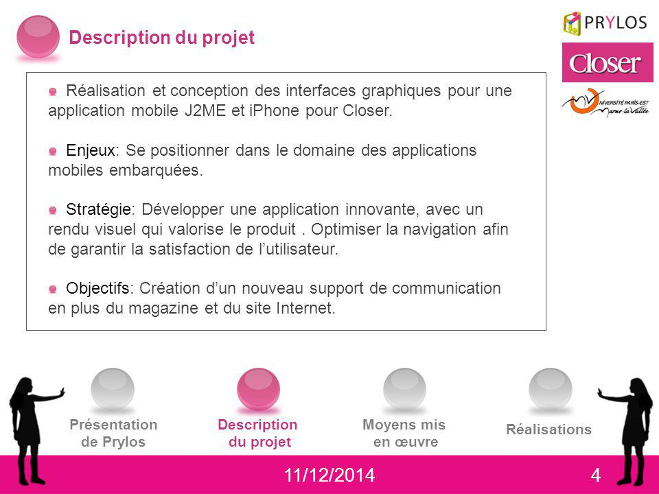 Description du projet 07/04/2017