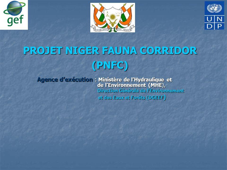PROJET NIGER FAUNA CORRIDOR (PNFC)