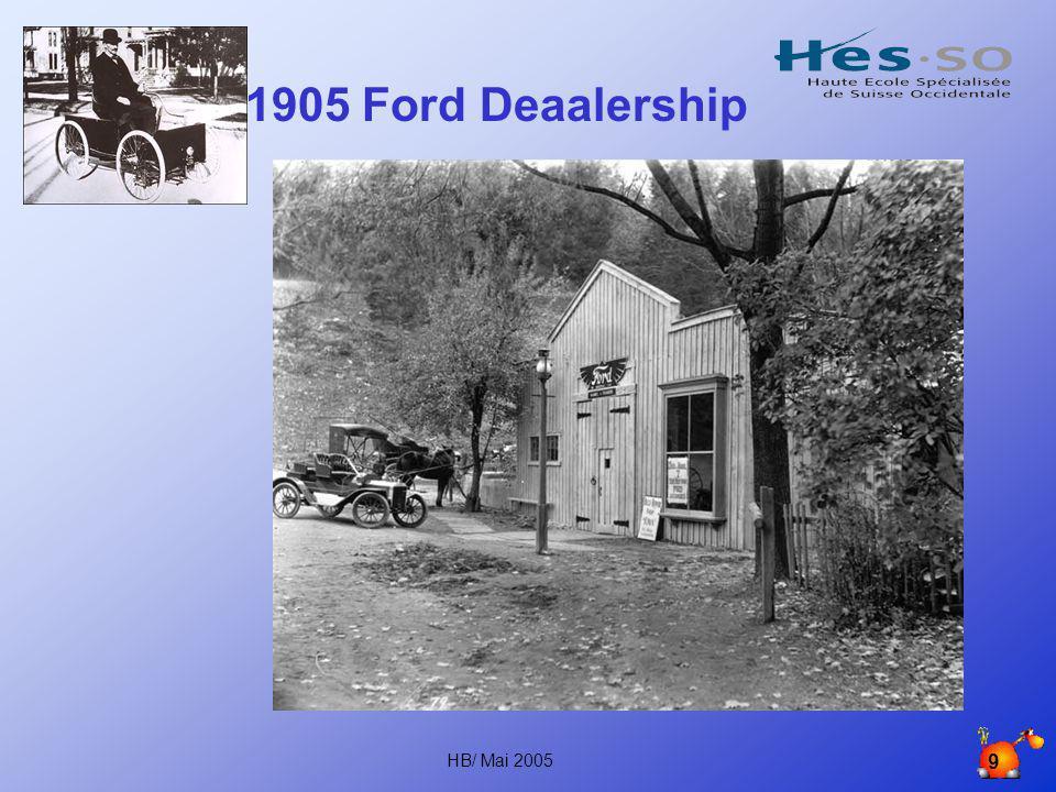 1905 Ford Deaalership HB/ Mai 2005