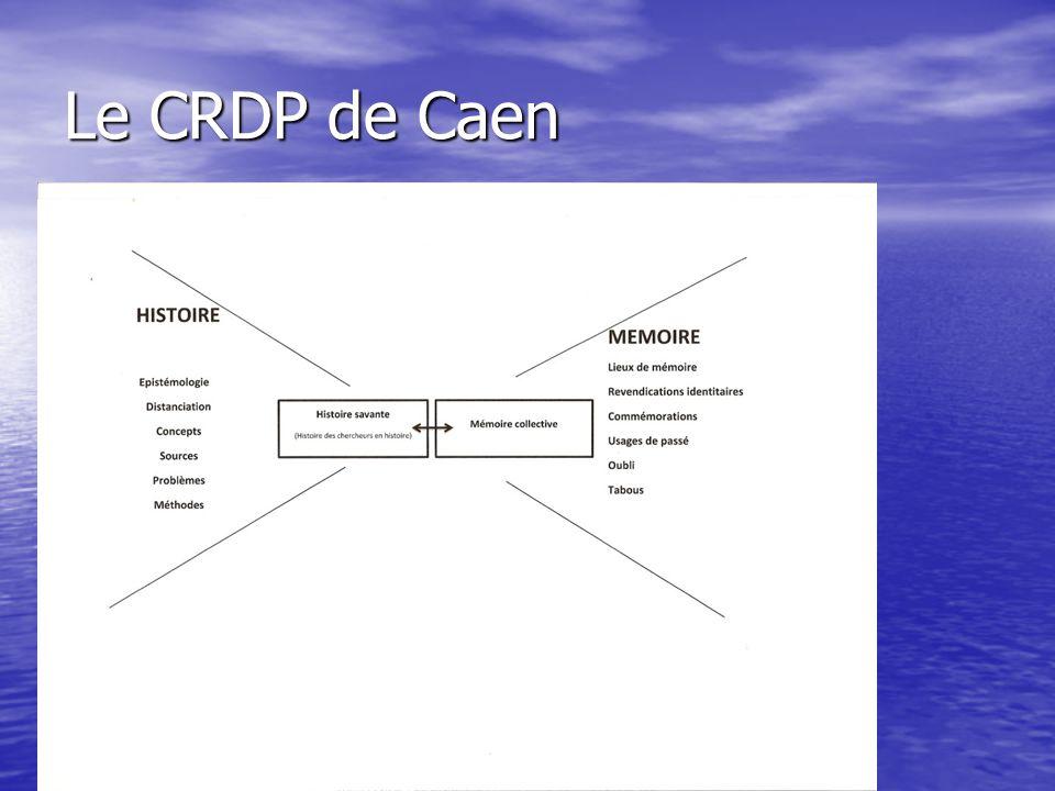 Le CRDP de Caen
