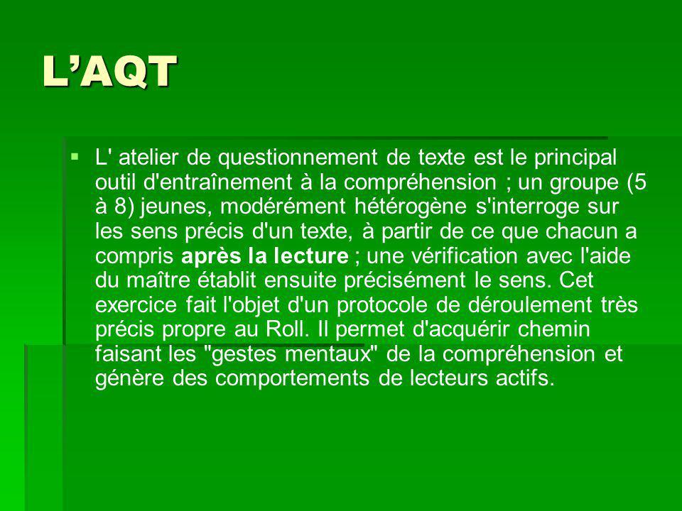 L'AQT
