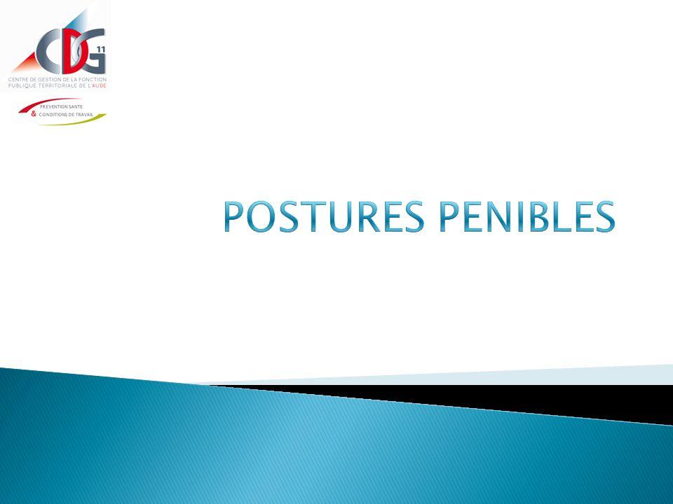 POSTURES PENIBLES