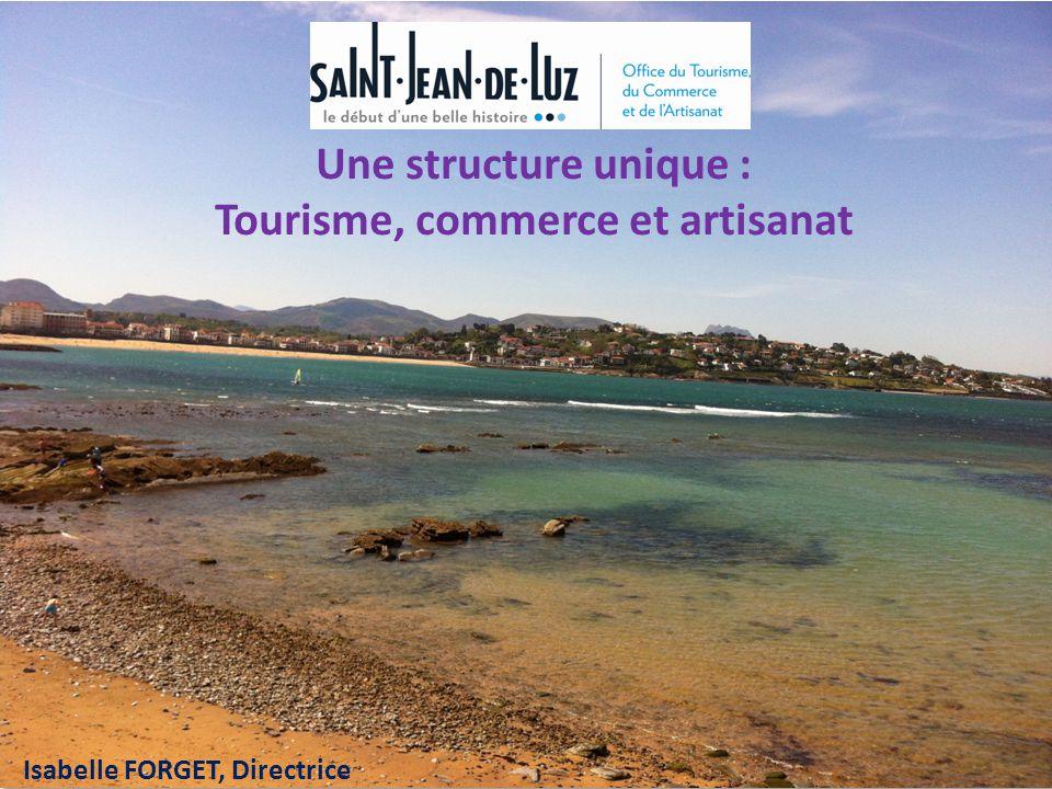 Tourisme, commerce et artisanat