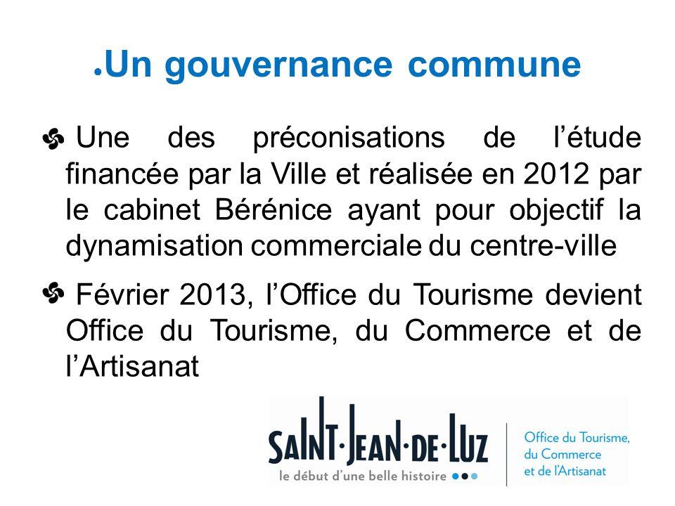 Un gouvernance commune