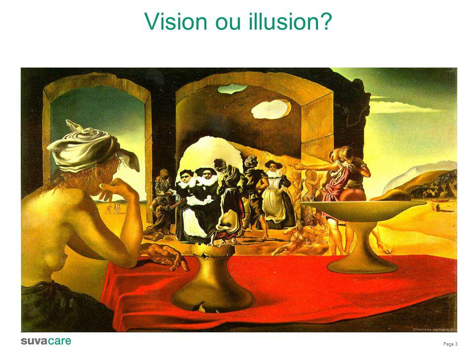 Vision ou illusion