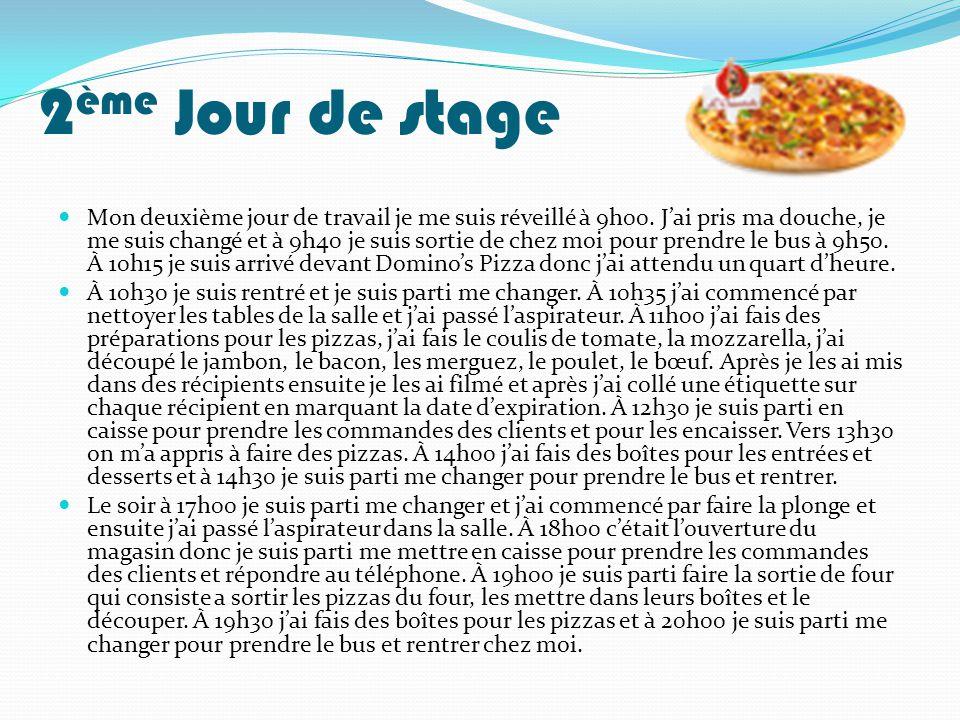 Rapport de stage cuisine 100 images rapport de stage - Rapport de stage en cuisine ...