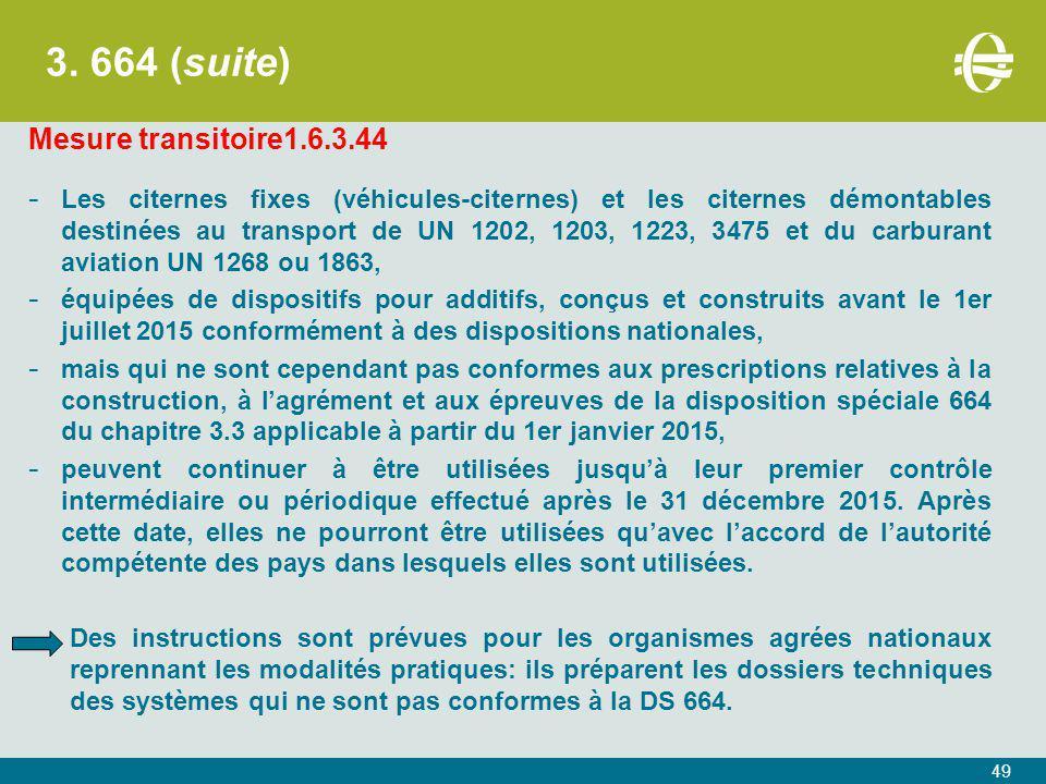 3. 664 (suite) Mesure transitoire1.6.3.44