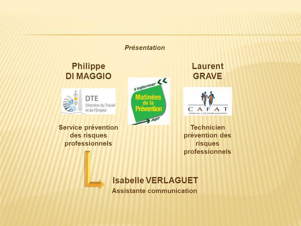 Philippe DI MAGGIO Laurent GRAVE