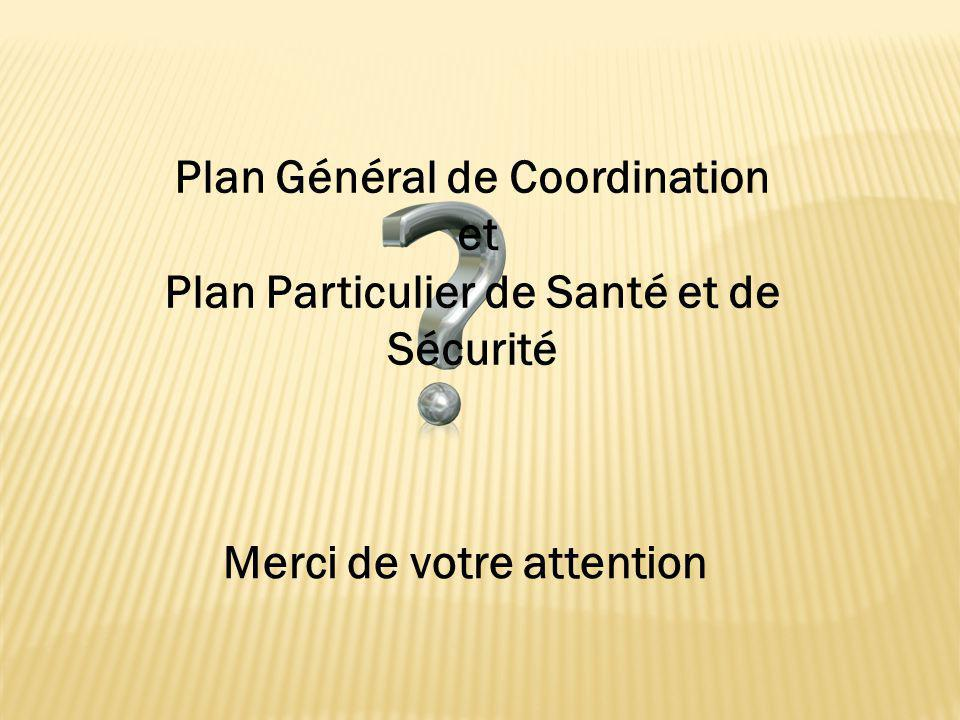 Plan Général de Coordination et