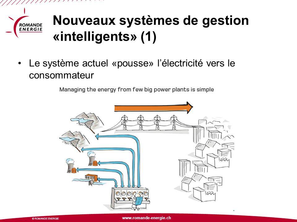Nouveaux systèmes de gestion «intelligents» (1)