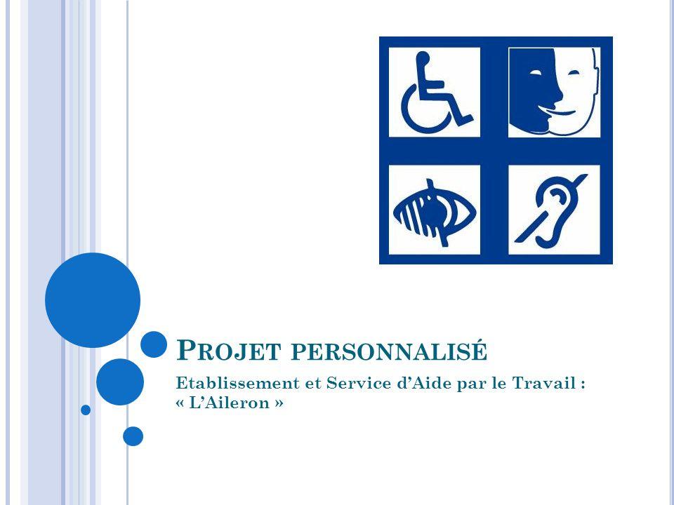 Etablissement et Service d'Aide par le Travail : « L'Aileron »