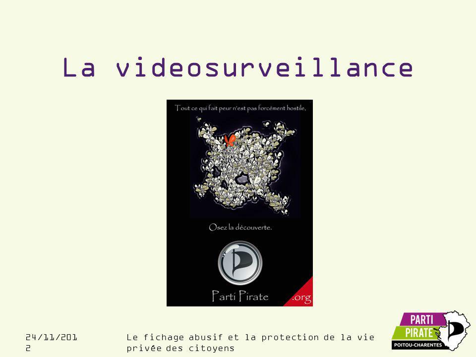 La videosurveillance
