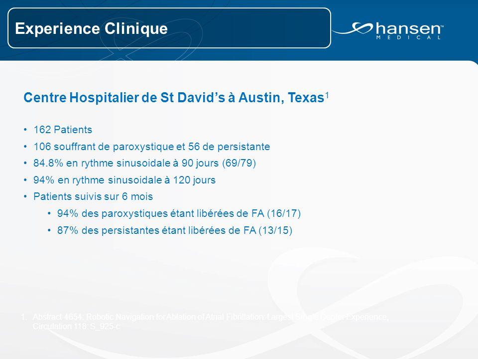 Experience Clinique Centre Hospitalier de St David's à Austin, Texas1