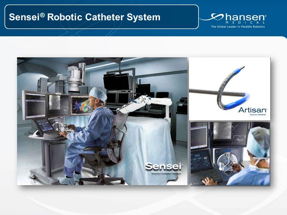 Sensei® Robotic Catheter System