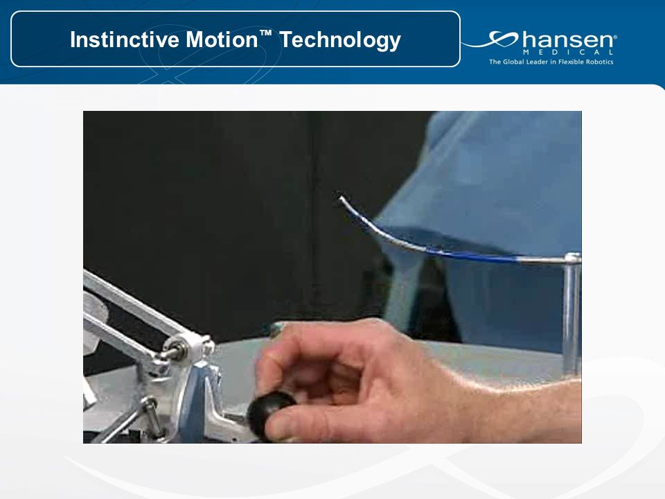 Instinctive Motion™ Technology