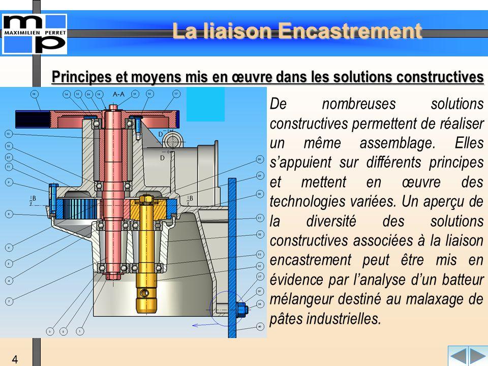 Principes et moyens mis en œuvre dans les solutions constructives