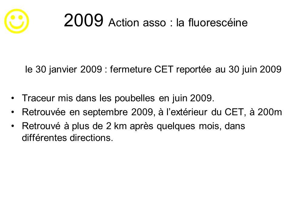 2009 Action asso : la fluorescéine