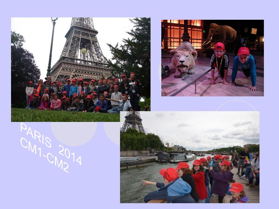 PARIS 2014 CM1-CM2