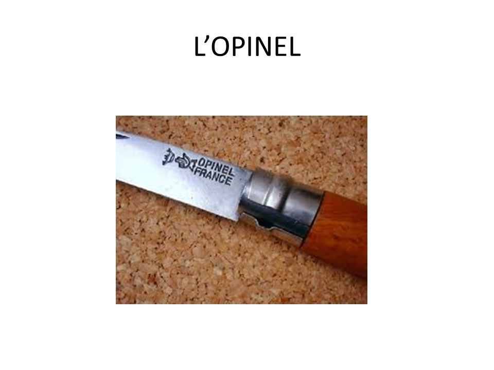 L'OPINEL