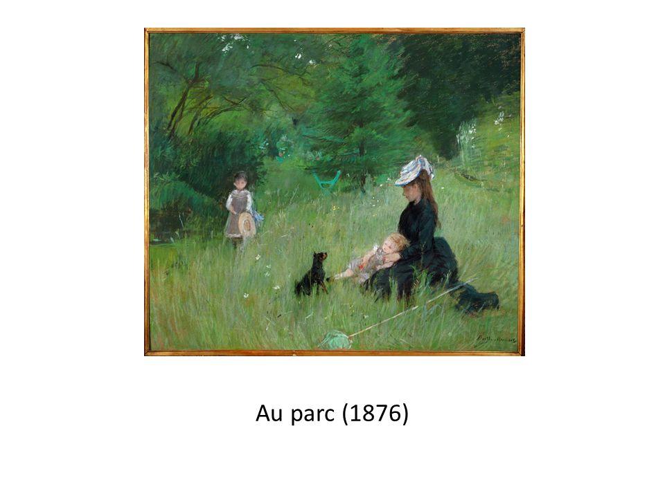 Au parc (1876)