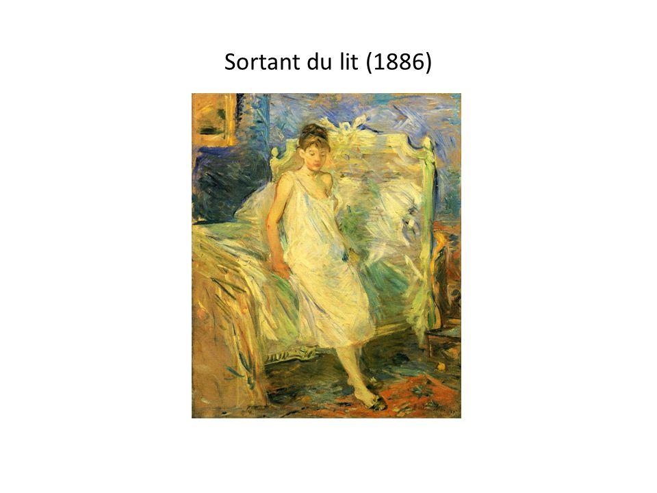Sortant du lit (1886)