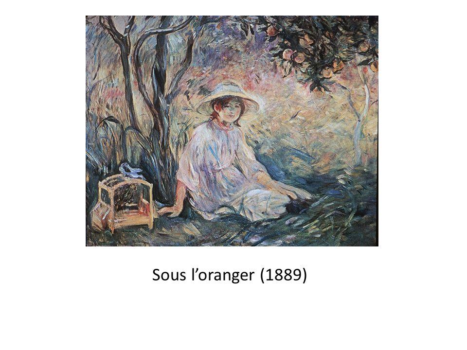 Sous l'oranger (1889)