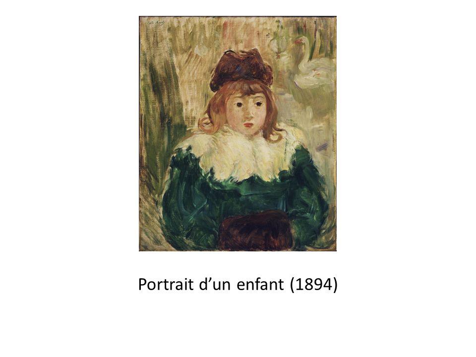 Portrait d'un enfant (1894)