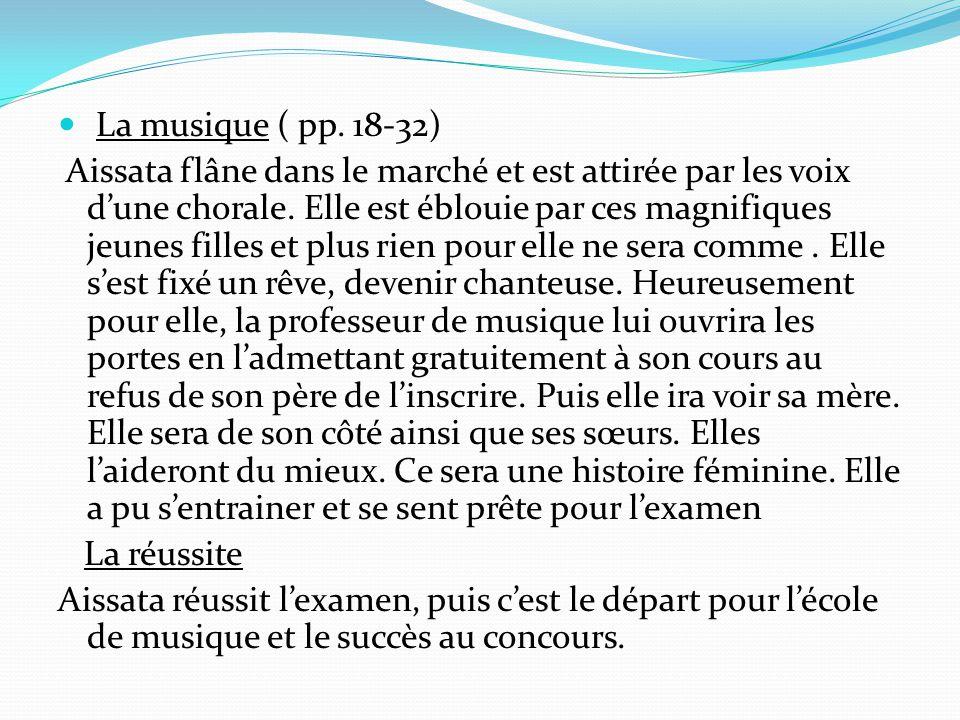 La musique ( pp. 18-32)
