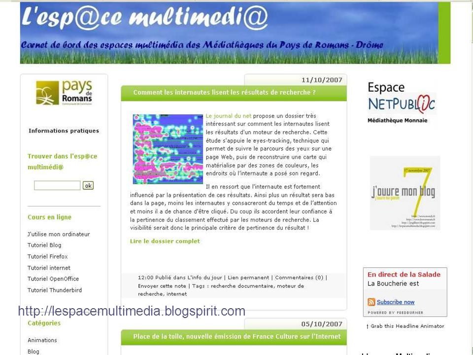 CNFPT - Mediat Rhône Alpes - 2007
