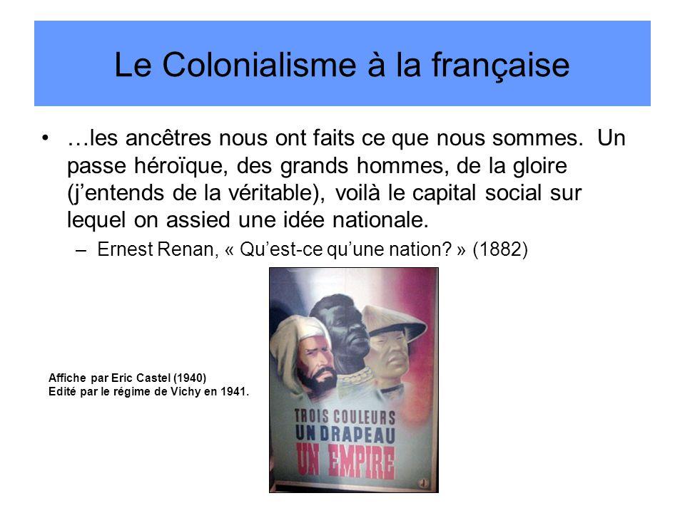 Le Colonialisme à la française