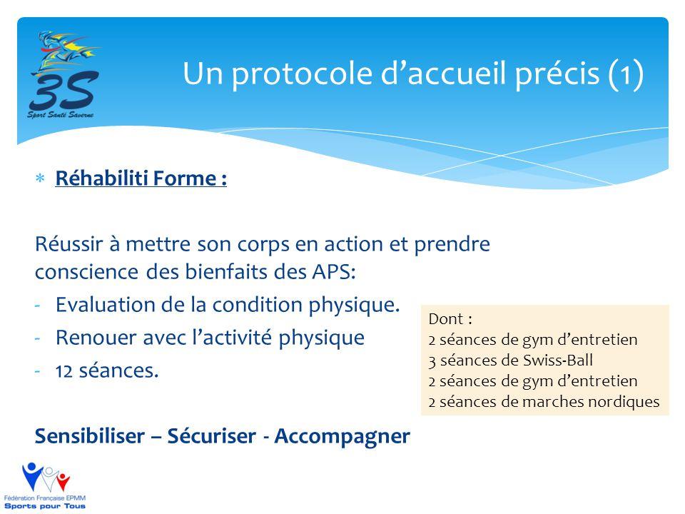 Un protocole d'accueil précis (1)