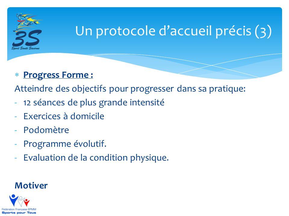 Un protocole d'accueil précis (3)