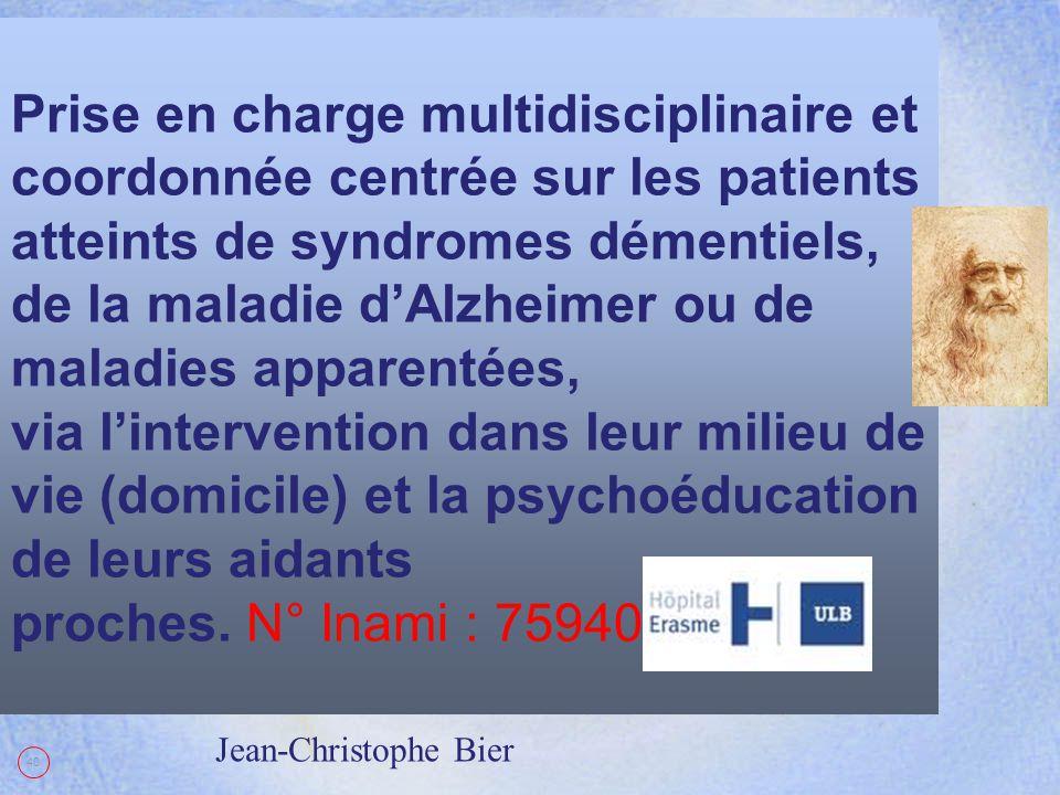 Prise en charge multidisciplinaire et coordonnée centrée sur les patients