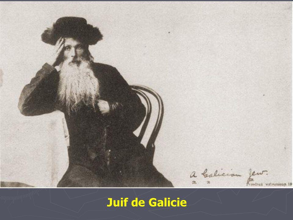 Juif de Galicie